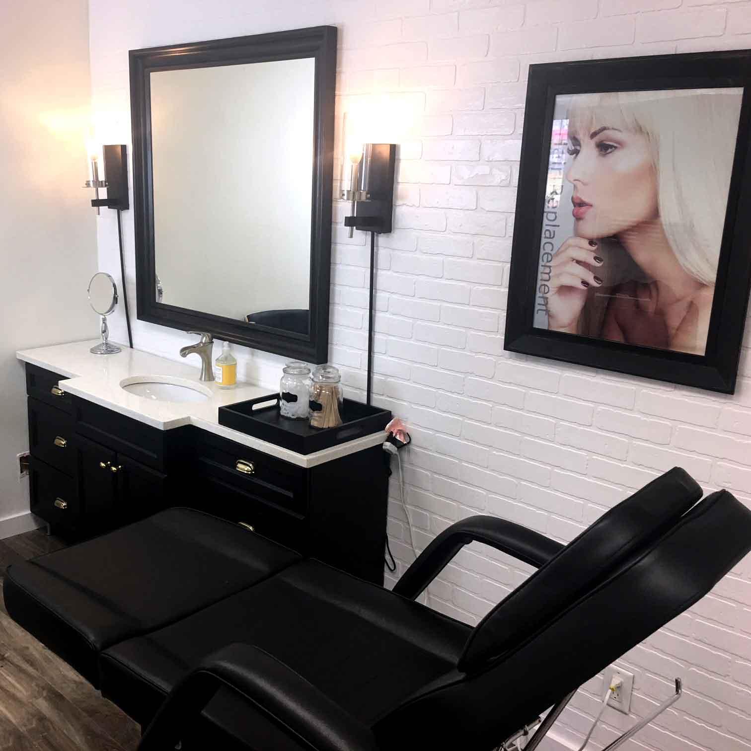 Private Salon Treatments
