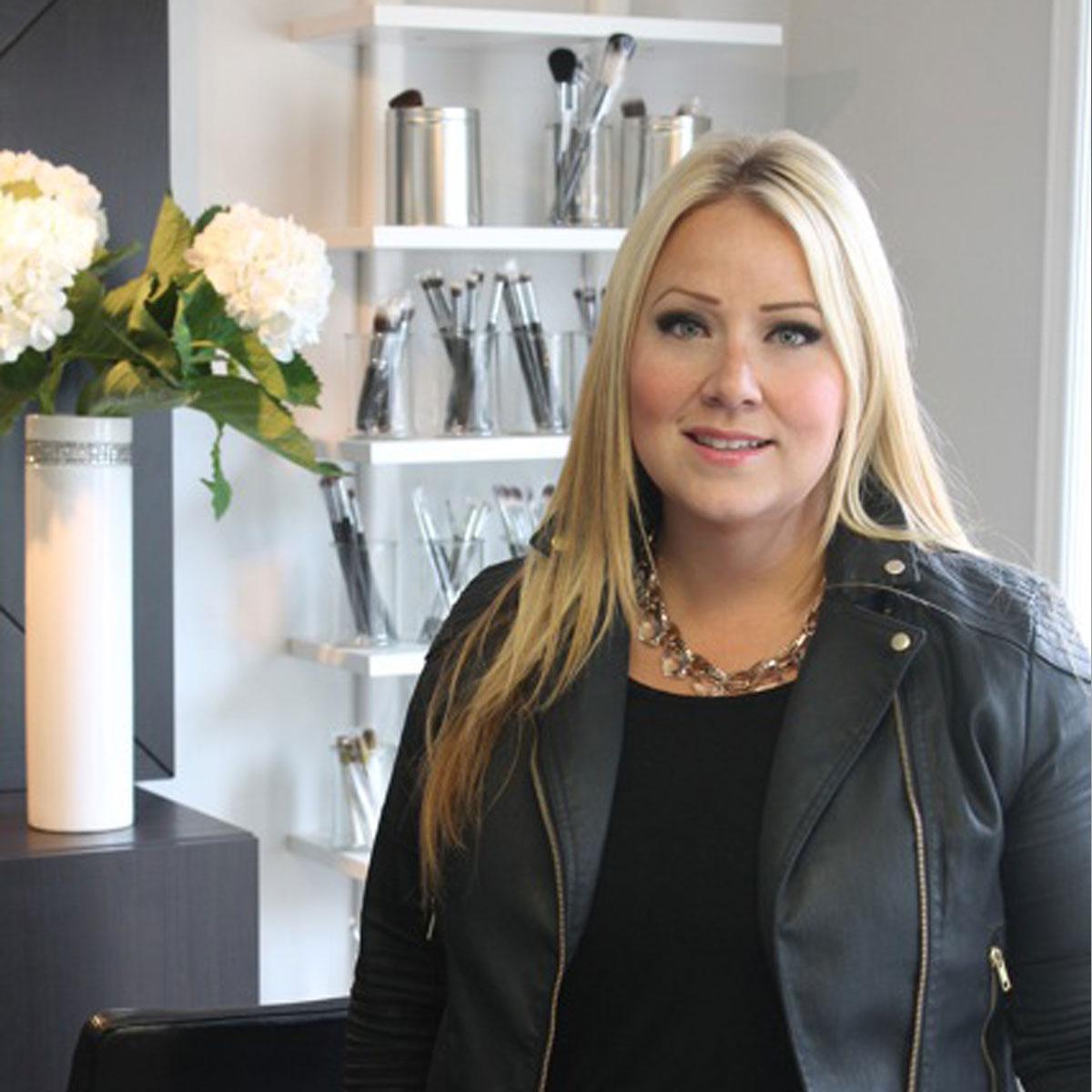 Transformation Beauty Owner, Jennine Cook