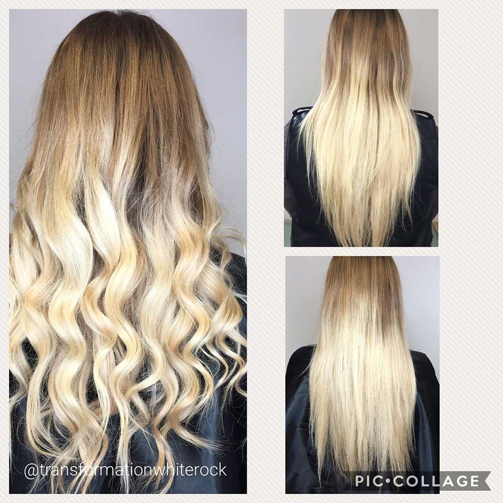 Hair Styling White Rock