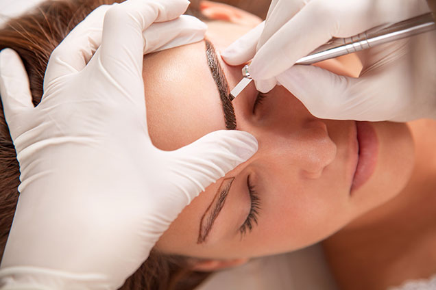 Micro blading by Transformation Beauty Salon White Rock