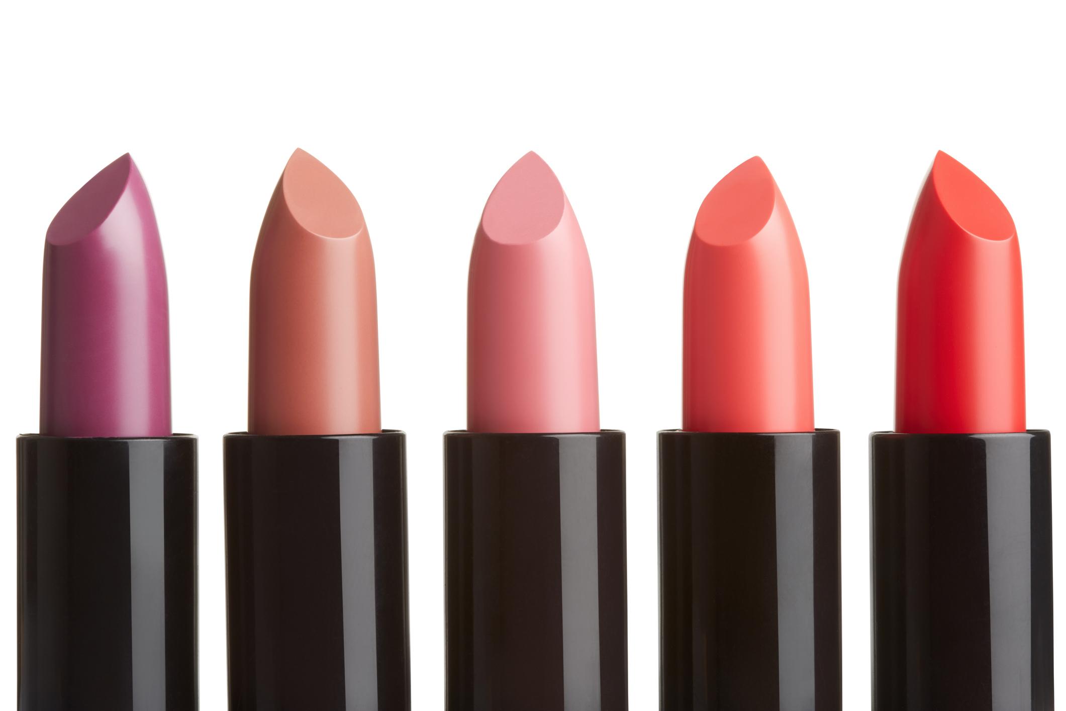 Lipstick in White Rock