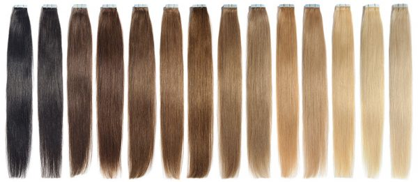 Hair Extensions for All Colours